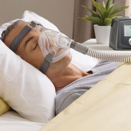 Masca CPAP Full Face F&P Simplus7