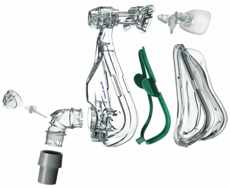 Masca CPAP Full Face Mirage Quattro2