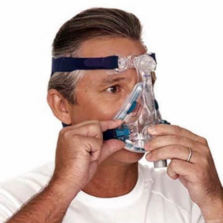 Masca CPAP Full Face Mirage Quattro3