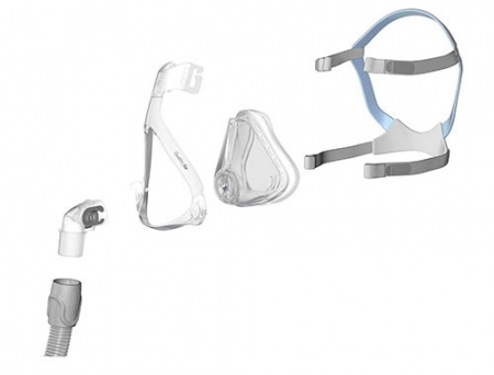 Masca CPAP Full Face Quattro Air [1]