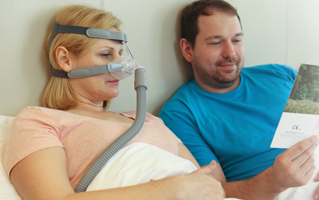 Masca CPAP Nazala BMC N5 [1]