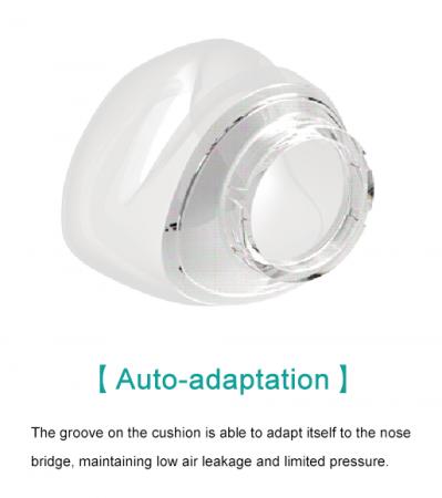 Masca CPAP Nazala BMC N5 [2]