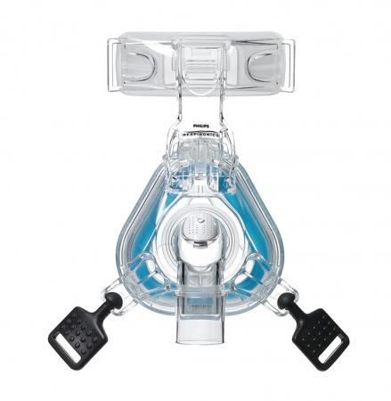 Masca CPAP Nazala ComfortGel Blue0