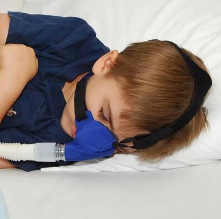 Masca CPAP Nazala SleepWeaver Advance pentru copii6