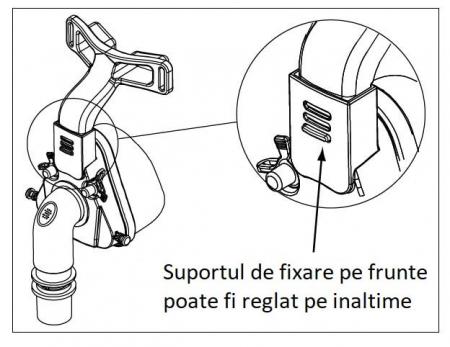 Masca CPAP Nazala Sylent1