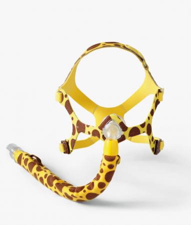Masca CPAP Nazala Wisp Pediatric pentru copii0