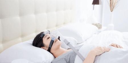 Masca CPAP Nazala Wizard 2107