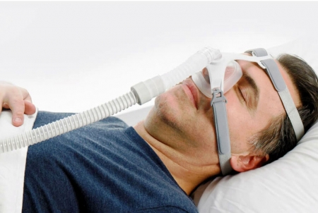Masca CPAP Nazala Wizard 3107