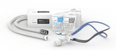 Masca CPAP Pillow AirFit P10 cu adaptor pt. AirMini3