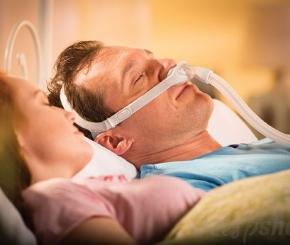 Masca CPAP Pillow Nuance Gel2