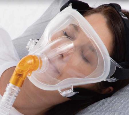 Masca CPAP pt. toata fata FitMax2