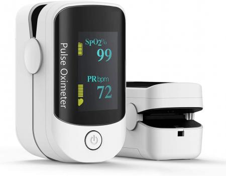 Pulsoximetru BiPPEX, display OLED1