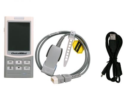 Pulsoximetru profesional MD300M, cu senzor pentru deget, adult1