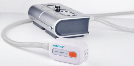 Rescomf - dispozitiv dezinfectare aparate CPAP/APAP/BiPAP1