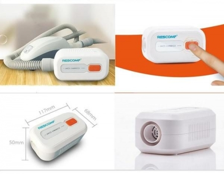 Rescomf - dispozitiv dezinfectare aparate CPAP/APAP/BiPAP3