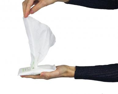 Servetele umede curatare masca CPAP - Purdoux Aloe Vera (Pachet 10 buc)3