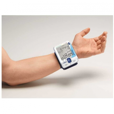 Tensiometru pentru incheietura Hartmann - Veroval Tensiune arteriala3