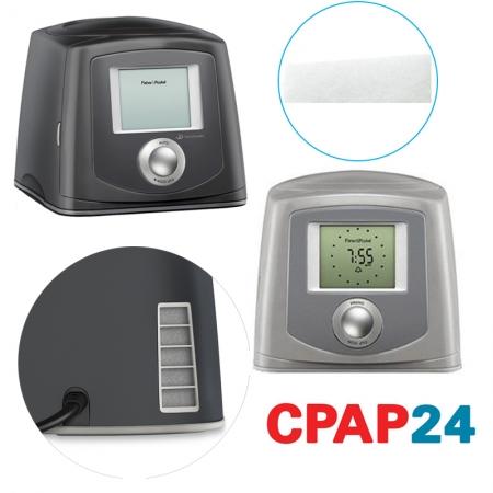 Filtru alb particule grosiere F&P CPAP ICON0