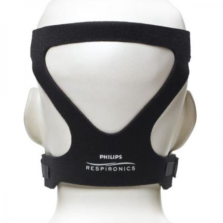 Ham masca CPAP nazala ConfortGel Blue1