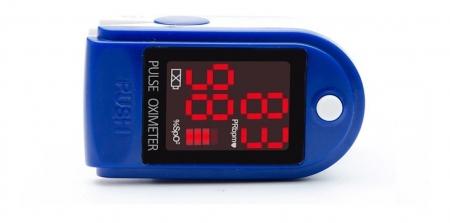 Pulsoximetru My SPO2 (Display LED, SpO2, Pulse rate, Bar graph)3