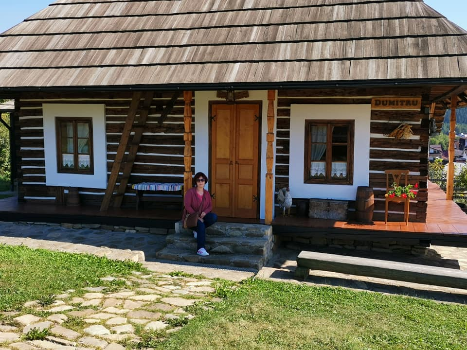 """""""La Roata"""" - Muzeul satului in miniatura din Bucovina"""