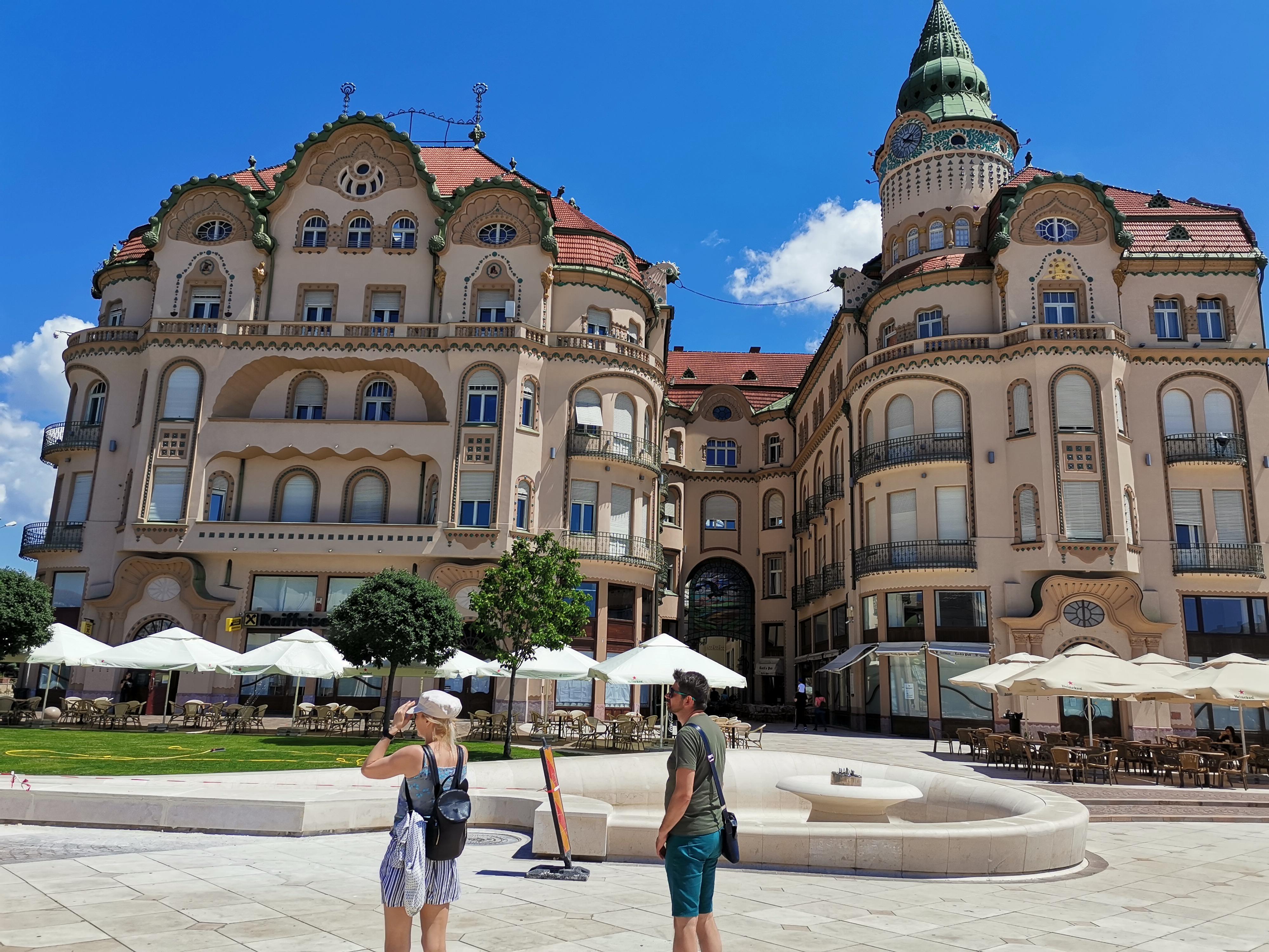 Ce poti face 5 zile intr-o vacanta in Oradea - Ziua 1