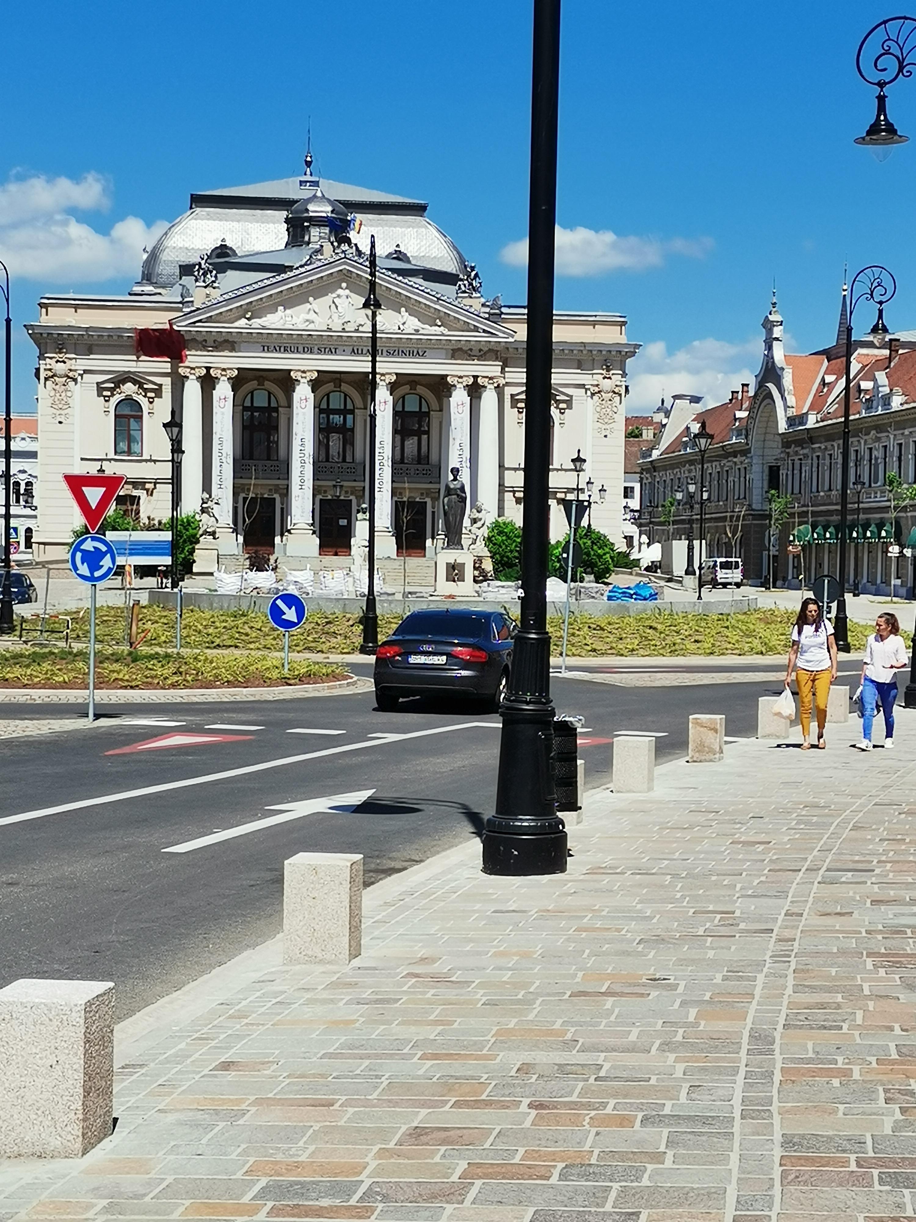 Teatrul Regina Maria Oradea