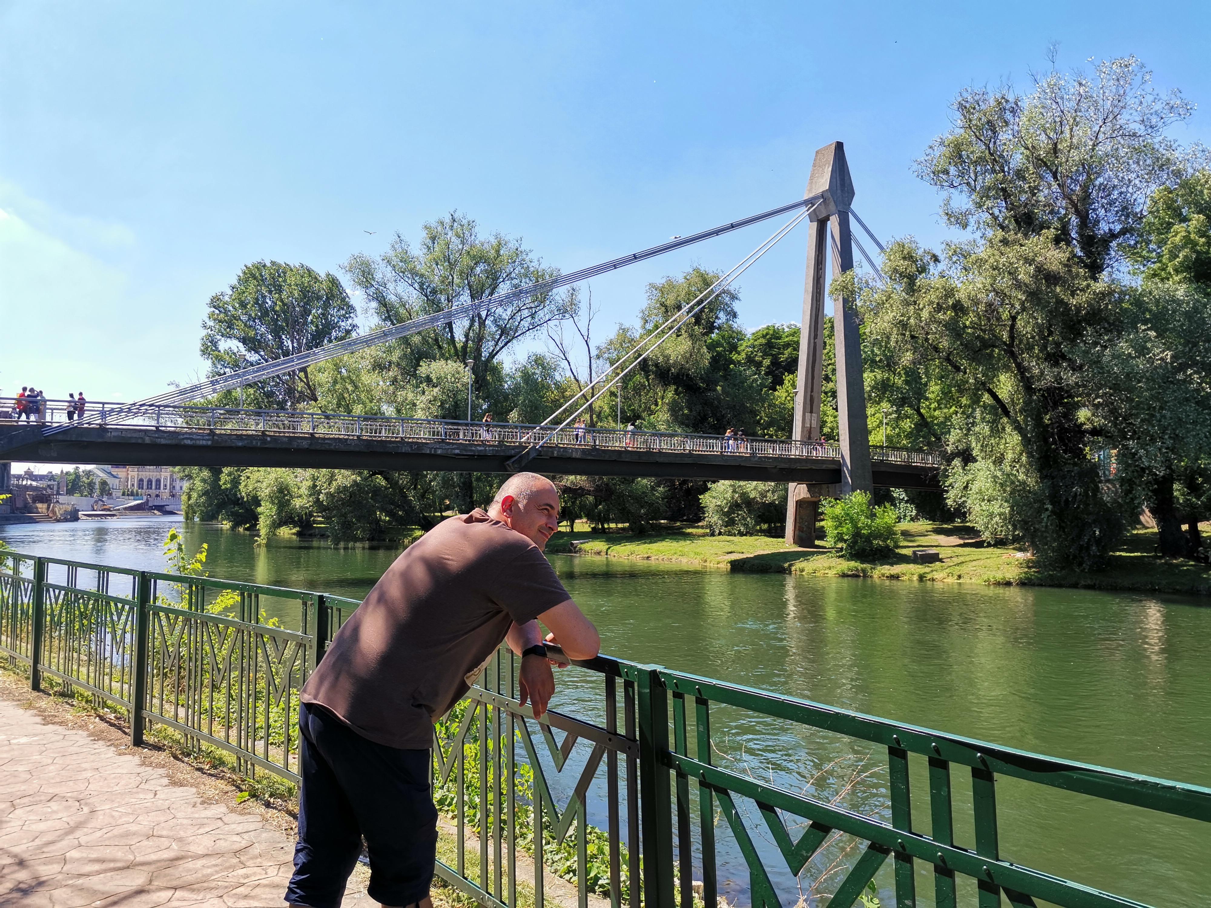 Podul Intelectualilor Oradea