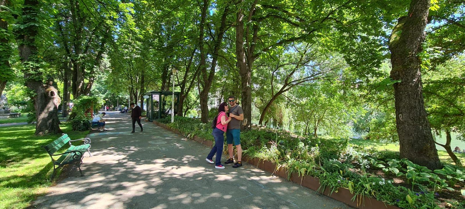 Cel mai frumos parc Oradea