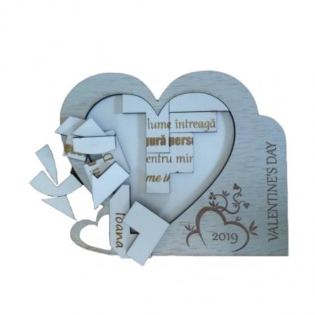 Puzzle Mesajul Inimii [3]