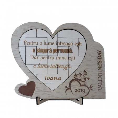 Puzzle Mesajul Inimii [0]