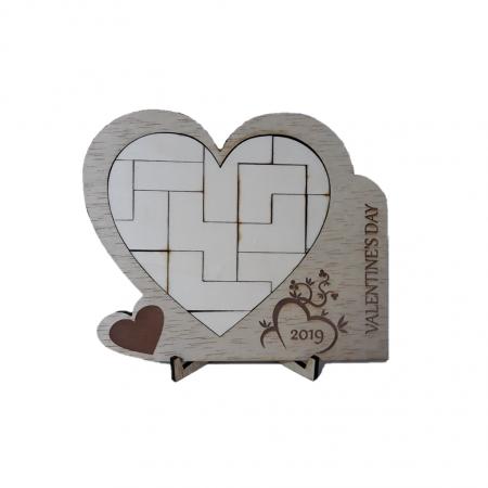 Puzzle Mesajul Inimii [2]