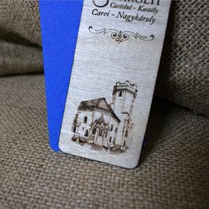 Semn de carte gravat Castelul Karolyi Carei2
