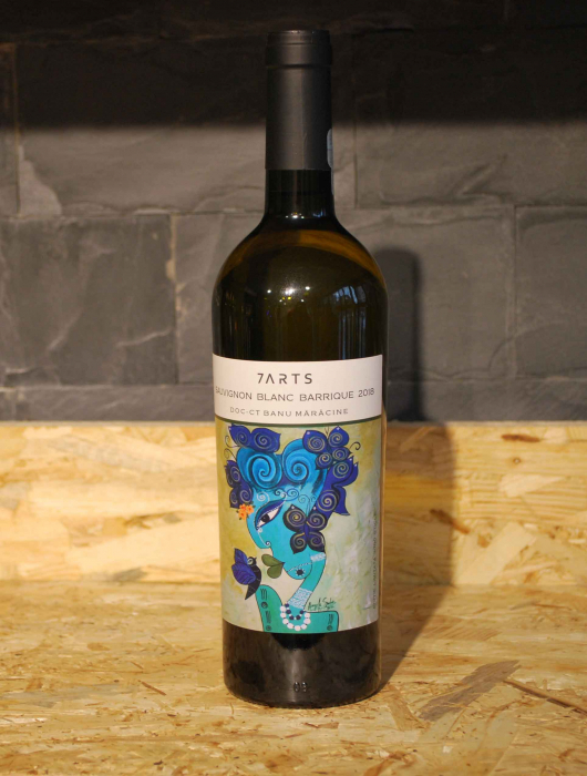 7 Arts - Sauvignon Blanc Barrique 2018 0