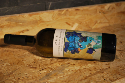 7 Arts - Sauvignon Blanc Barrique 20181