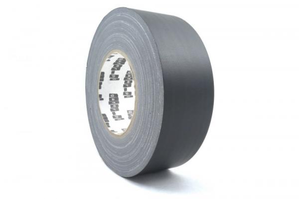 Tesa Band Gafer Matt black fabric gaffer tape 1