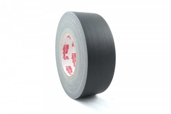 Tesa Band Gafer MAX Matt black fabric gaffer tape 0