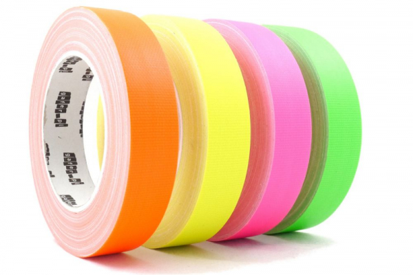 Fluorescent tape Gafer 1