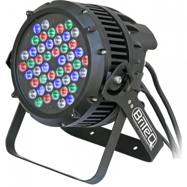 Par LED Briteq LED MEGA BEAM Mk3 0