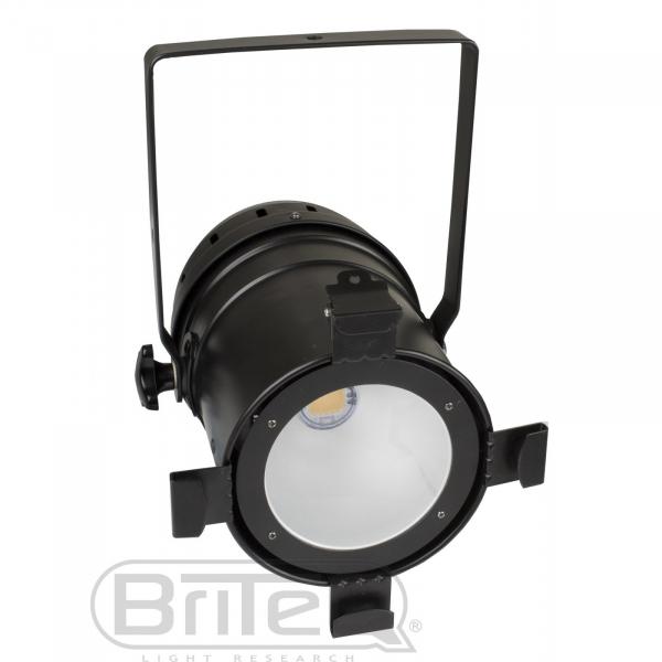 PAR LED Briteq COB PAR56-100WW BLACK 0