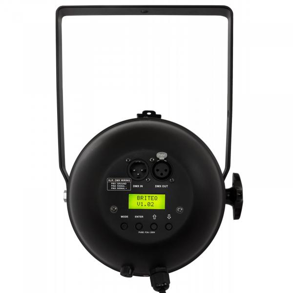 PAR LED Briteq COB PAR56-100WW BLACK 1