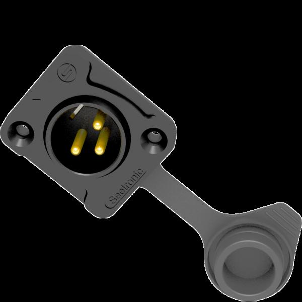 Mufa XRL pannel Seetronic SETJ3F2CWB [0]