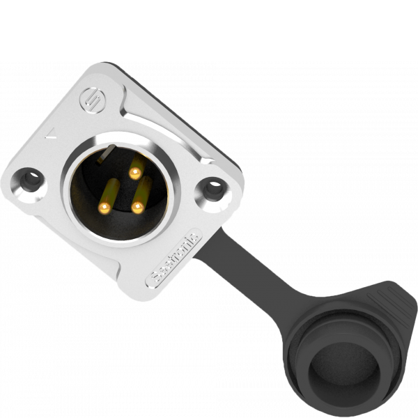 Mufa XRL pannel Seetronic SETJ3F2CW 0