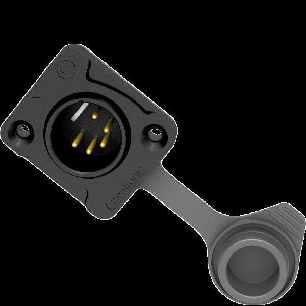Mufa XRL pannel Seetronic  SETJ5F2CWB [0]