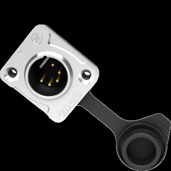Mufa XRL pannel Seetronic SETJ5F2CW [0]