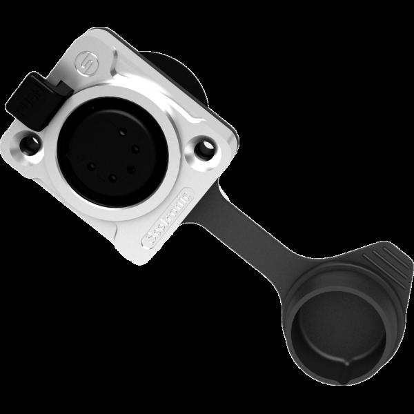 Mufa XRL pannel Seetronic SETK5F2CW 0