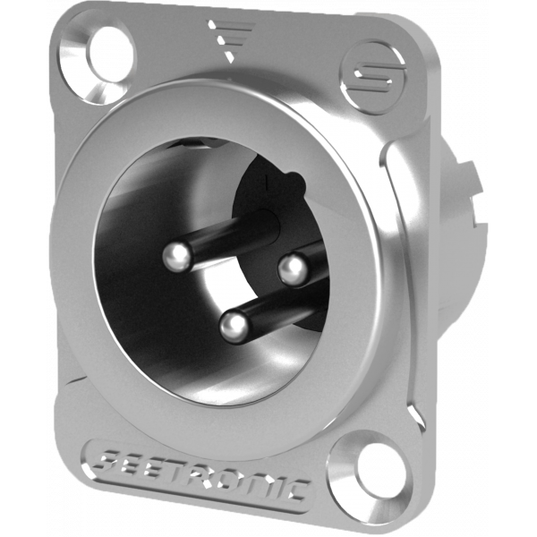 Mufa XRL pannel Seetronic SETMJ3F2CS 0