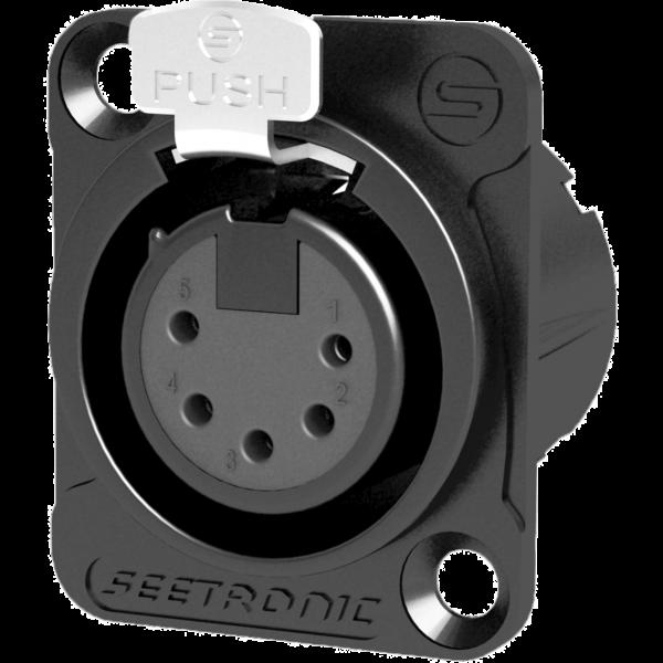 Mufa XRL pannel Seetronic SETMK5F2CB 0
