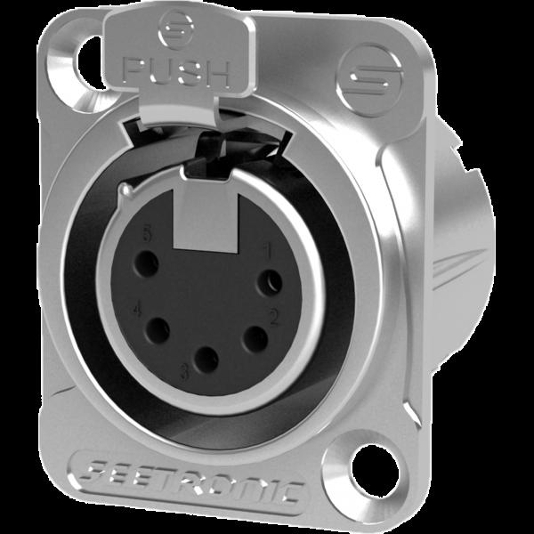 Mufa XRL pannel Seetronic SETMK5F2CS 0