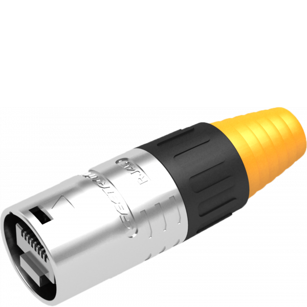 Mufa RJ45 IP de Retzea Seetronic SETSE8MCEP 0